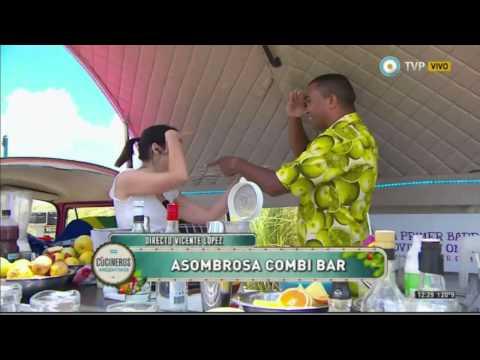 Combibar en Cocineros Argentinos 2