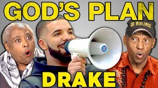 Video ELDERS REACT TO DRAKE - GOD'S PLAN MP3, 3GP, MP4, WEBM, AVI, FLV Desember 2018