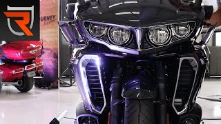 4. 2018 Yamaha Star Venture First Look Preview Video | Riders Domain