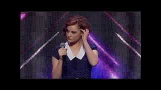 Bella Ferraro's audition - The X Factor Australia