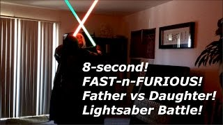 Nonton Fast N Furious 8 Second Father Vs Daughter Lightsaber Battle  Film Subtitle Indonesia Streaming Movie Download
