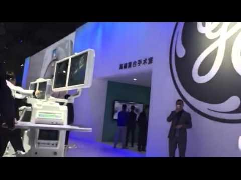 CMEF 2016 в Шанхае