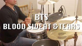 Download Lagu BTS - Blood Sweat & Tears (Drum Cover) / 방탄소년단 - 피 땀 눈물 Mp3