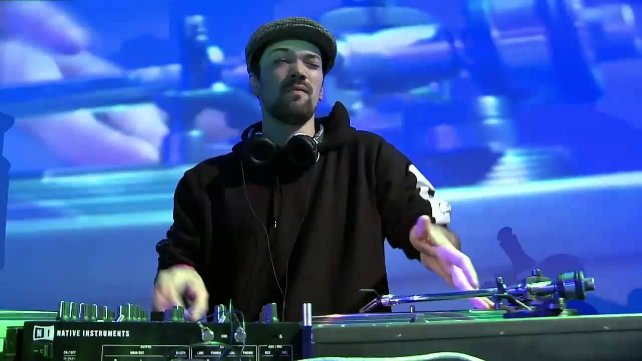 DJ Spell - Live @ IDA World DJ Championship 2013