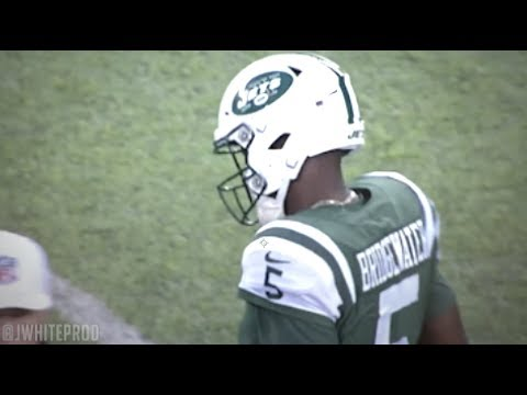 Teddy Bridgewater Goes CRAZY in Jets Debut🔥| 8.10.18 | Jets Highlights [WEEK 1]