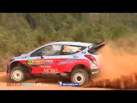 Vídeo shakedown WRC Rallye Australia 2015