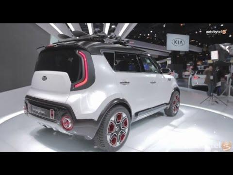 2015 Chicago Auto Show: Kia Trailster Concept