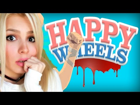 HERŞEYİ PARÇALADIM? - HAPPY WHEELS
