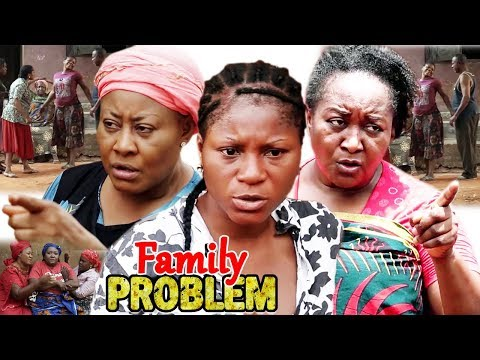 Family Problem Season 5&6 (Ngozi Ezeonu & Ebere Okaro ) - 2019 Latest Nigerian Nollywood Movie