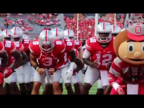 Ohio State Football QUICK CALS