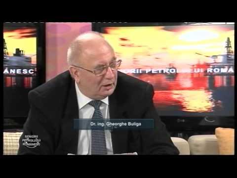 Emisiunea Seniorii Petrolului Românesc – Gheorghe Buliga – 7 februarie 2015