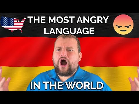 German: The Meanest Language finally xxplained