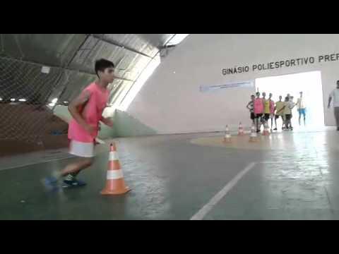 Escolinha Vitória do Futsal. Marcelino Vieira RN 3