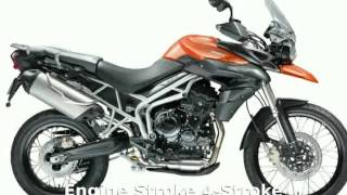 5. 2011 Triumph Tiger 800 - Specs & Features