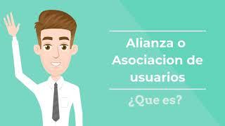 Julio 2021   Alianza o asociaciones de usuarios