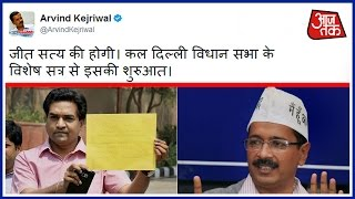 Reacting To Kapil Mishra's Allegations, Arvind Kejriwal Tweets 'Truth Will Prevail'