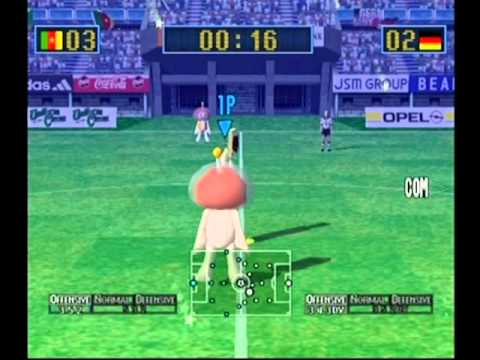 Virtua Striker 2 ver.2000.1 Dreamcast