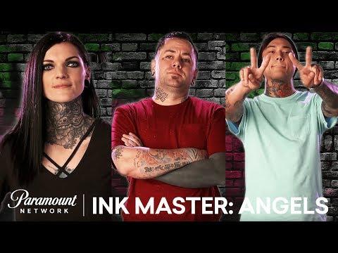 Smells Like Seattle Spirit: Elimination Tattoo - Sneak Peek | Ink Master: Angels (Season 1)