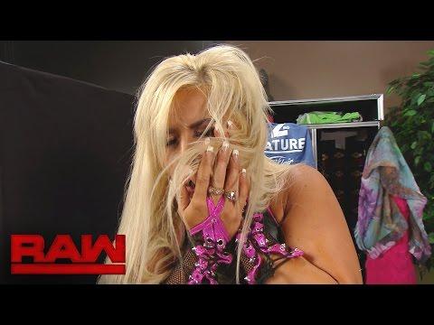 Charlotte vents her frustrations on Dana Brooke: Raw, Sept. 5, 2016 (видео)