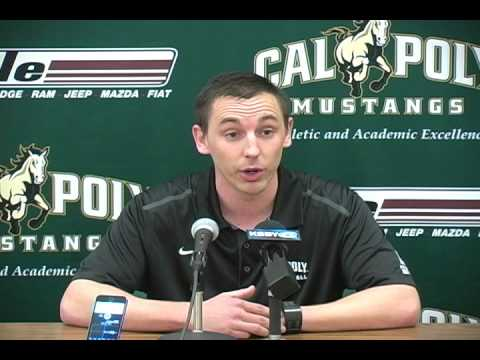Cal Poly Men's Basketball Assistant Coach Mitch Reaves
