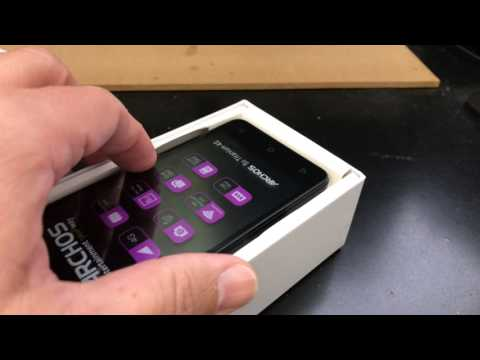 ARCHOS 50 TITANIUM 4G DUAL SIM Unboxing Video – in Stock at www.welectronics.com