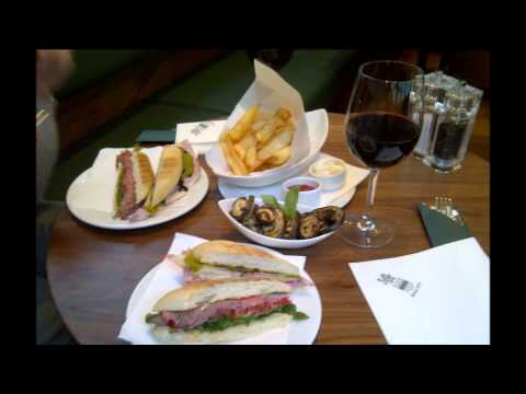 WE VISIT THE FIRST PANINO GIUSTO TO OPEN IN LONDON @ THE ROYAL EXCHANGE BUILDINGS
