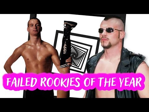 Top 10 Wrestling Rookies Of The Year Who Never Succeeded in WWE