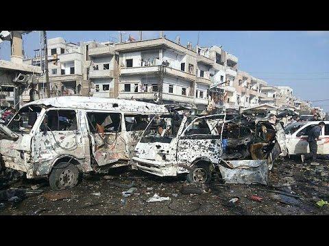 Συρία: Πρόοδος στο διπλωματικό επίπεδο, αιματοχυσία στο έδαφος