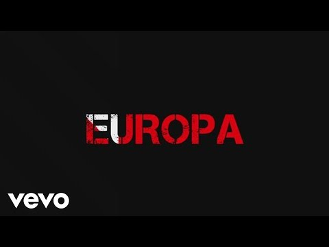 Europa Geht Durch Mich (Lyric Video)