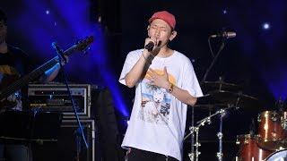 170723 크러쉬 (Crush) Beautiful (도깨비 OST) 울산 Summer Festival 공연 직캠