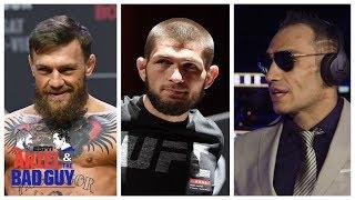 Video Conor McGregor, Khabib Nurmagomedov called out by Tony Ferguson after UFC 229 | Ariel & The Bad Guy MP3, 3GP, MP4, WEBM, AVI, FLV Oktober 2018