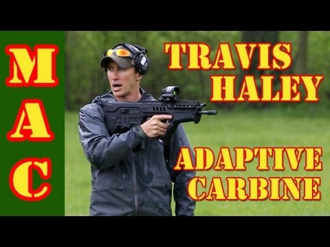haley - I spent an afternoon with Travis Haley and Ron Avery at their Adaptive Carbine 1 class. The class was held at Cory & Erika's range in Lewis, Indiana. Althoug...