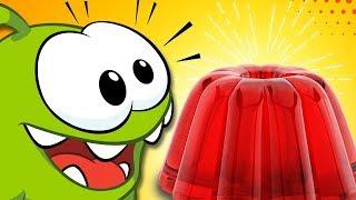 Video OM NOM STORIES - Wibble Wobble Jelly | Funny cartoons LIVE 🔴 MP3, 3GP, MP4, WEBM, AVI, FLV Agustus 2018