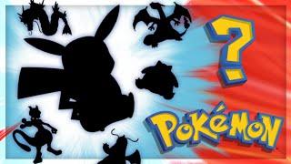 WHO'S THAT POKEMON! (Pokemon Go Discard Challenge)
