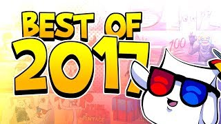 Video BEST OF THE REST OF 2017! (Funny Moments) MP3, 3GP, MP4, WEBM, AVI, FLV April 2018