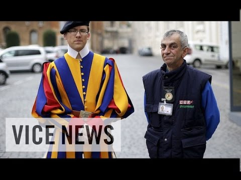 VICE News Daily: Vatican Opens its Doors to Rome's Homeless
