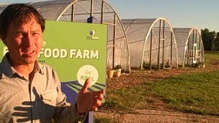 Urban Farming in Baltimore Grows Food Year Round to Teach Kids Where Real Food Comes From