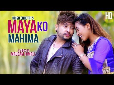 (Durgesh Thapa New Song  | Mayako Mahima | 2075/2019 Krish Chhetri & Devi Gharti Magar - Duration: 7 minutes, 4 seconds.)