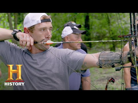 Swamp People: Archery Finals - Jay Paul vs. Chase (Season 9) | History