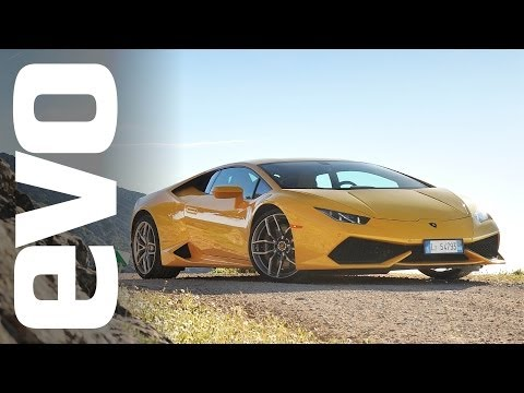 Lamborghini Huracan first drive video: Ferrari beater? | evo REVIEW