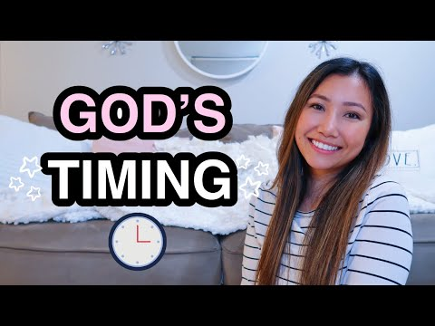 HOW TO TRUST IN GOD'S TIMING | Waiting On God ♡