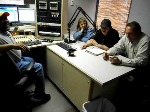 Comedian Bob Zany on Casper's 107.9 The River