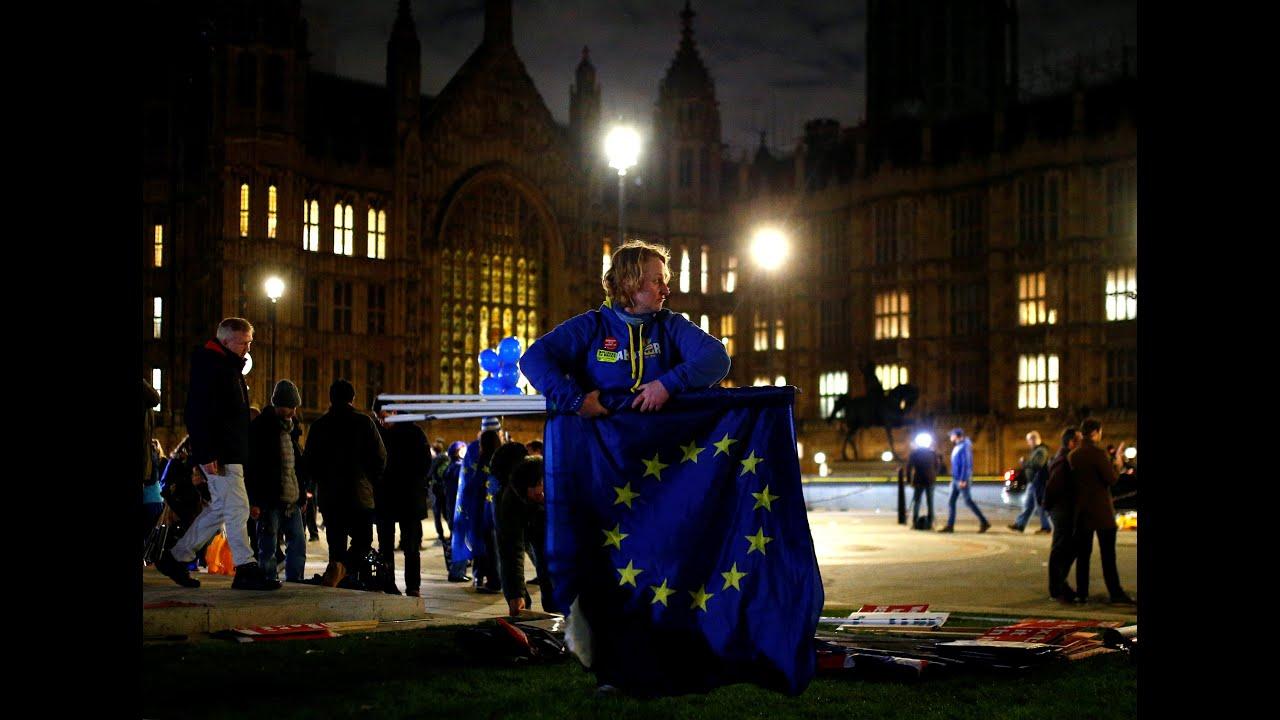 Αντιδράσεις στη  Ευρώπη από την καταψήφιση της συμφωνίας για το Brexit…