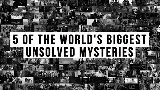 This video comprises 5 of the most famous unsolved mysteries known to man that really defy rational explanation or are just outright strange. Subscribe (It's...