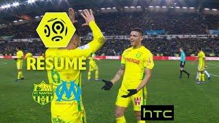 Video FC Nantes - Olympique de Marseille (3-2)  - Résumé - (FCN - OM) / 2016-17 MP3, 3GP, MP4, WEBM, AVI, FLV Juni 2017