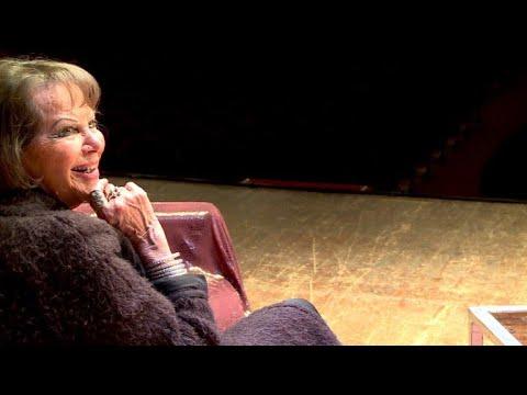 Claudia Cardinale feiert ihren 80. Geburtstag auf d ...