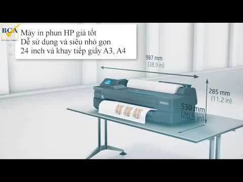 video may in hp designjet t120 24 in printer cq891c