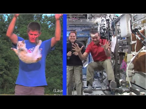 every - No big deal guys just TALKING TO AWESOME ASTRONAUTS IN ORBIT!!! Tweet This http://bit.ly/tweetAstroWiggle FB This http://bit.ly/FBAstroWiggle Thanks to Astro...