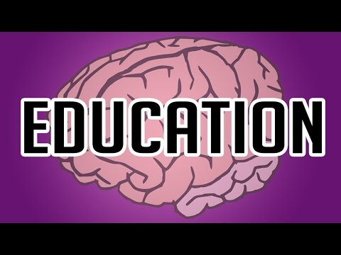 What's the Point of School & Education?