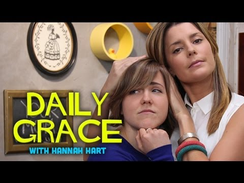 My Damn Channel - Don't forget to subscribe, my little internet dumplings!! Hannah Hart from My Drunk Kitchen was on the show today with DailyGrace! Tweet us your questions an...
